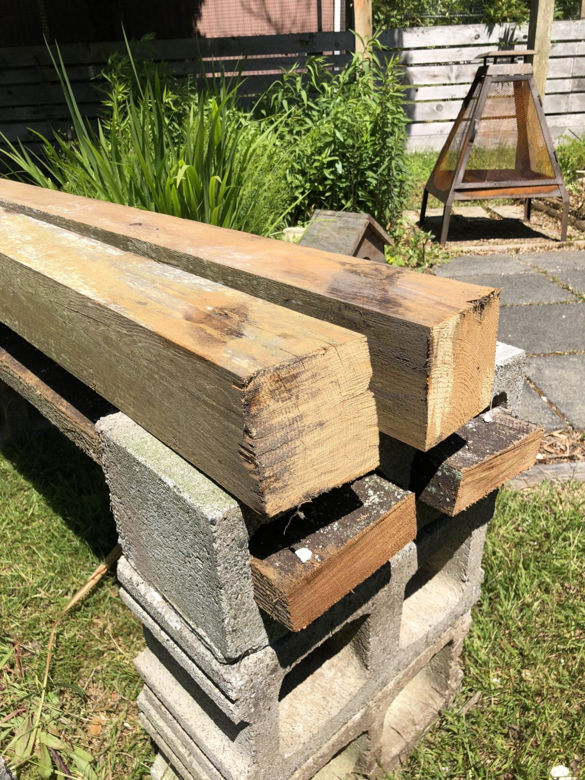 Help building a Bench